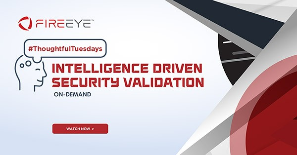Intelligence Driven Security Validation