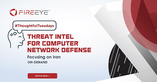 Threat Intel for Computer Network Defence, Focus on Iran