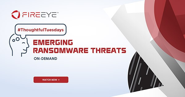 'They Come in the Night' Emerging Ransomware Threat Trends