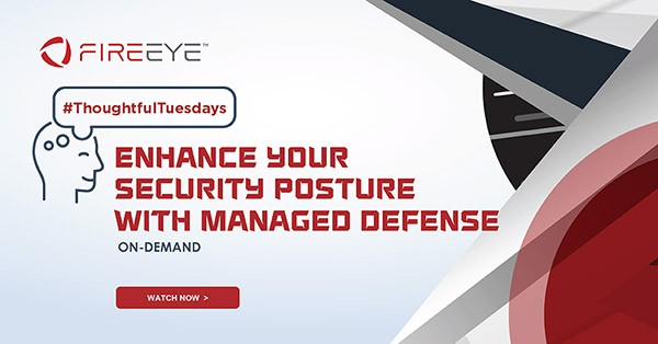 Enhance your Security Posture with Managed Defence