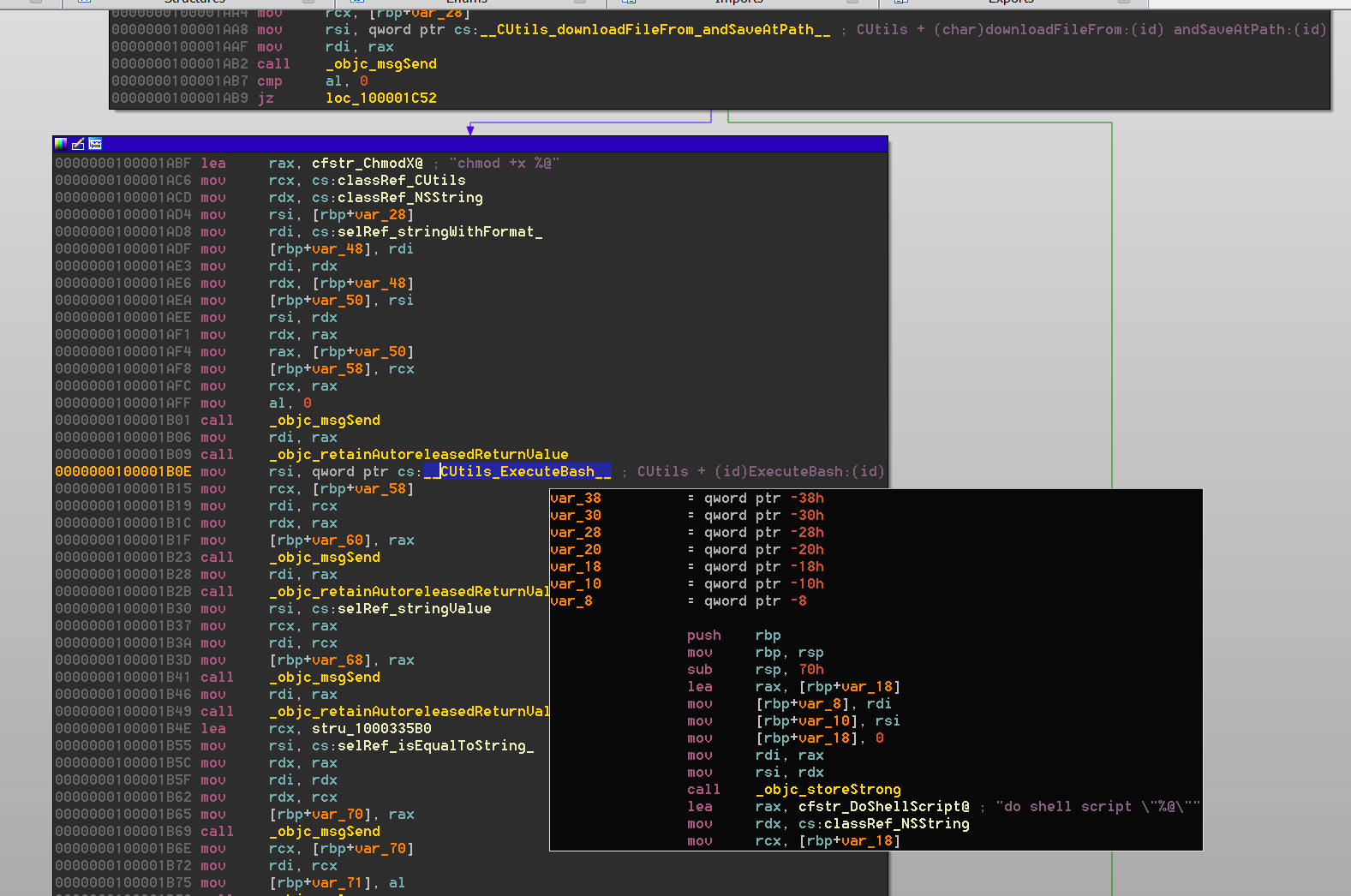 Introduction to Reverse Engineering Cocoa Applications | FireEye Inc