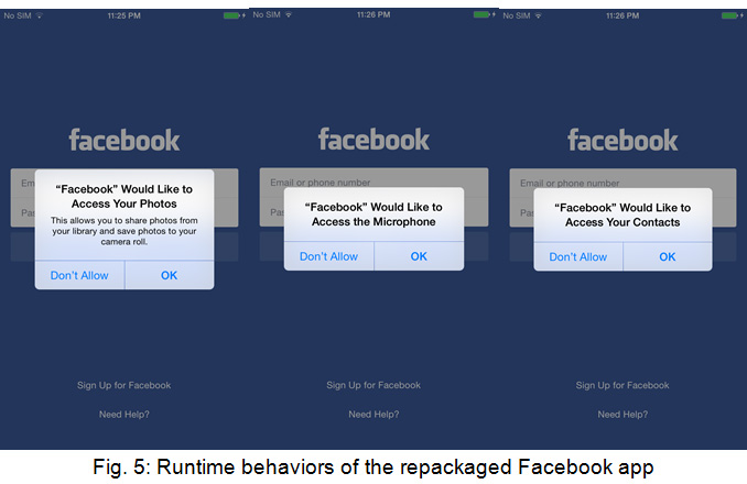 iOS Masque Attack Weaponized: A Real World Look | FireEye Inc