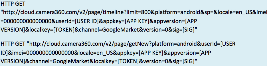 Another Popular Android Application, Another Leak | FireEye Inc