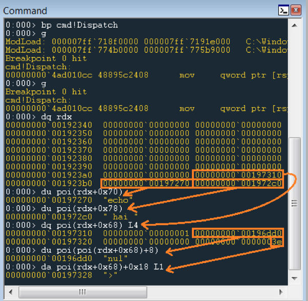 Cmd and Conquer: De-DOSfuscation with flare-qdb | FireEye Inc