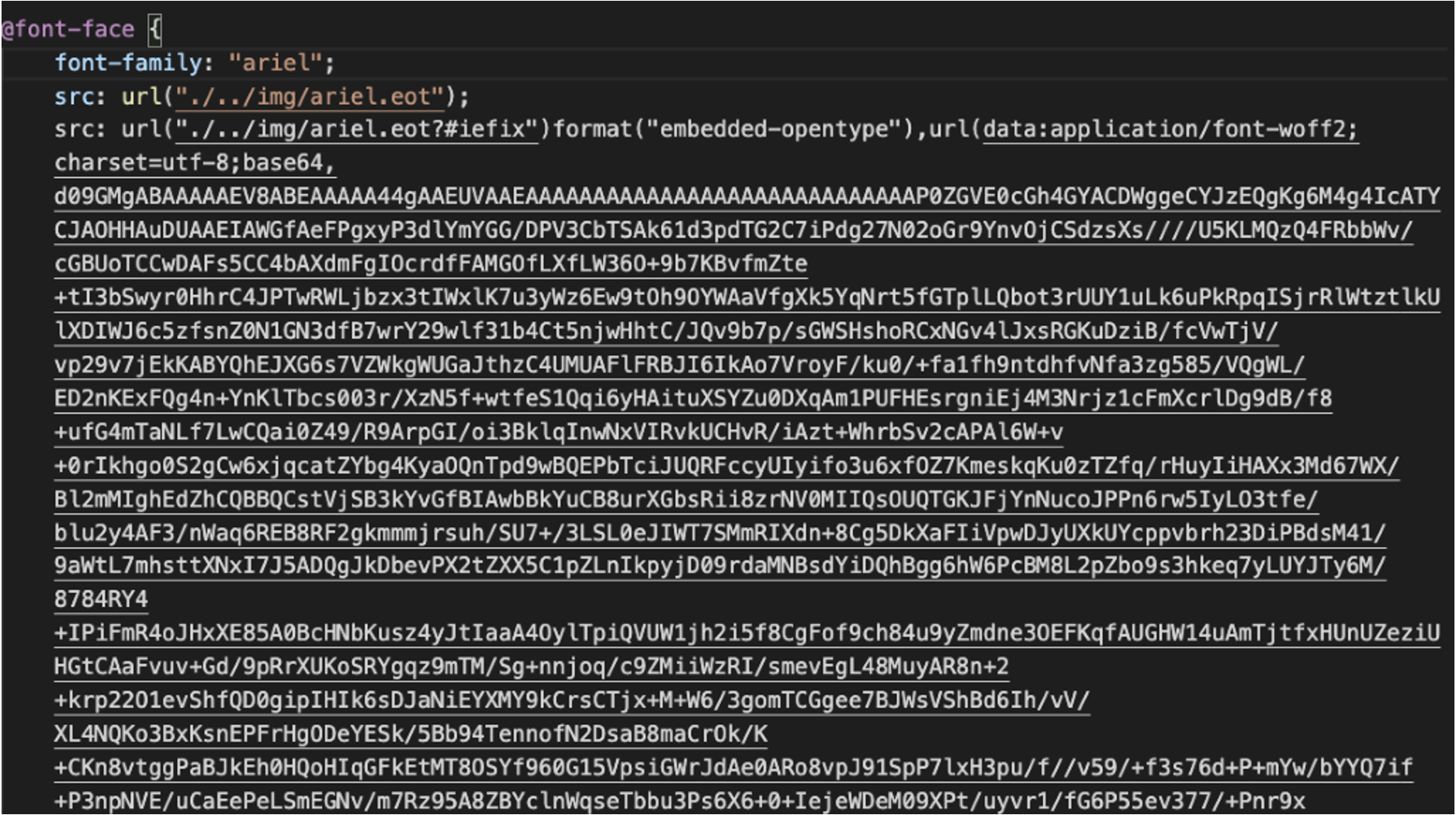 , Phishing Campaign Leverages WOFF Obfuscation and Telegram Channels for Communication
