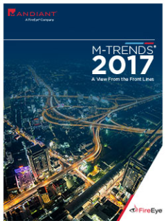 M-Trends 2017: Intel & trends from the year's breaches and cyber attacks