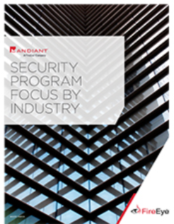 Security Program Focus by Industry