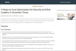 5 Steps to Cost Optimization