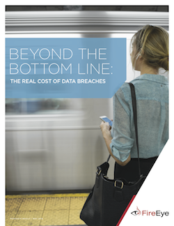 Beyond the Bottom Line: The Real Cost of Data Breaches