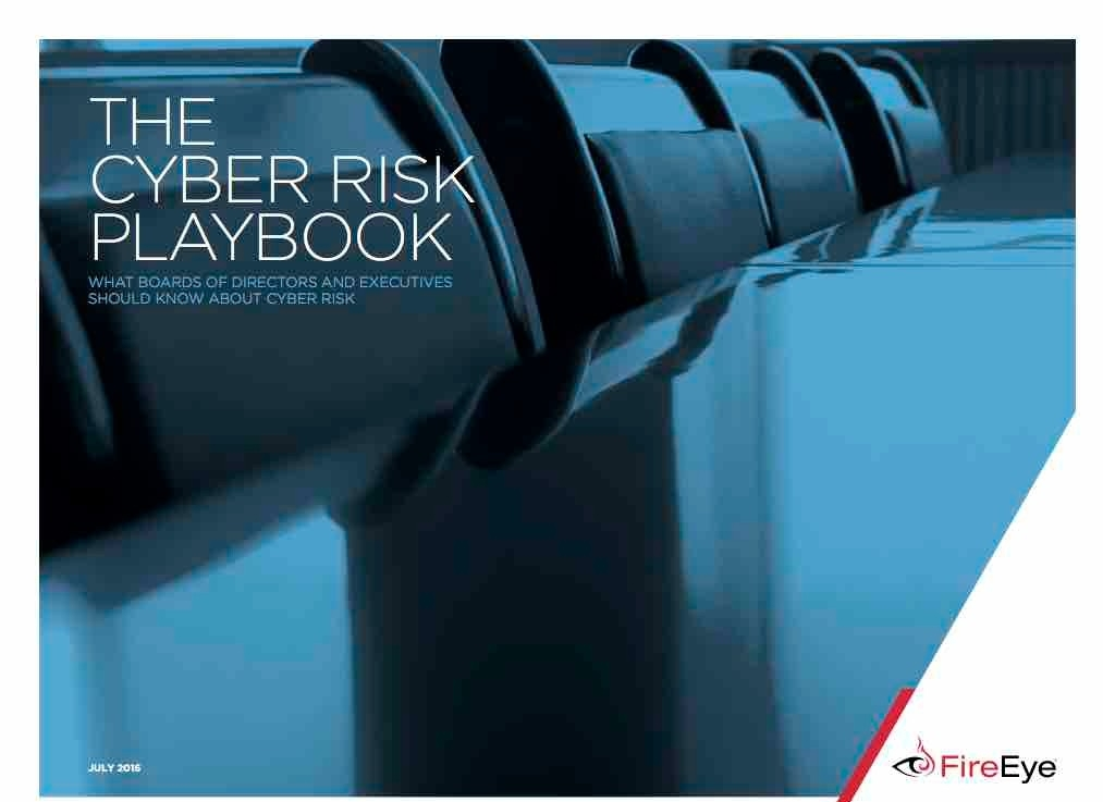 What Board of Directors and Executives Should Know About Cyber Risk