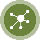Network Security Pictogram